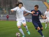 Николай Шапаренко — лучший игрок матча «Мариуполь» — «Динамо»