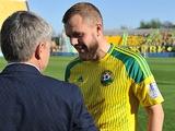 Алексей Гай получил в России благодарность за спасение жизни игроку соперника