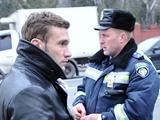 Андрей Шевченко: «Никакого ДТП не было и в помине!»