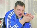 Алексей ЧЕРЕДНИК: «Советую футболистам работать, а не языком трепать»