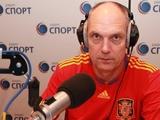 Александр Бубнов: «Всегда говорил, что украинцы выглядят сильнее россиян»