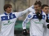 «Динамо»: статистика выступлений в первой части сезона 2011/2012