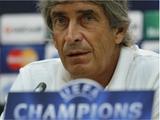 Пеллегрини: «Мало кто думал увидеть «Малагу» в плей-офф Лиги чемпионов»