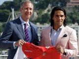 «Монако»: Фалькао отработает контракт полностью