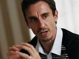 Гари Невилл: «Нужно быть реалистами — «Бавария» показывает игру абсолютного уровня»