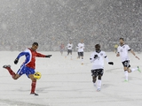 Коста-Рика подаст протест на «снежный» матч с США