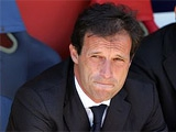 Аллегри: «Мы «Милан», и мы не боимся «Барселону»