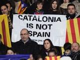 Матча Украина — Каталония не будет и не могло быть?