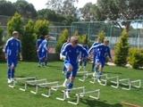 «Динамо-2» в Турции: большое разнообразие работы