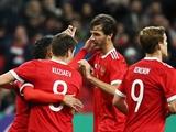 Сборная России проведет товарищеские матчи с Бразилией, Аргентиной и Испанией