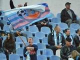 Крымский футбол в консервной банке