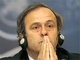 Мишель Платини: «Нет ни единого шанса, что я стану бороться за пост президента ФИФА»