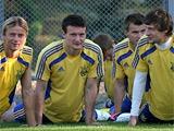 ФОТОрепортаж: открытая тренировка сборной Украины (28 фото)