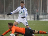 Чемпионат U-19. «Динамо» — «Шахтер» — 2:2