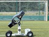 Сборные Украины взяли на вооружение футбольную «пушку» (ВИДЕО)