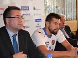 Милан Барош вернулся в «Баник» и будет играть бесплатно