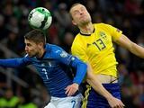 ЧМ-2018, плей-офф: Италия — Швеция — 0:0 (ВИДЕО)