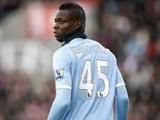 «Манчестер Сити» не будет подавать апелляцию на решение по Балотелли