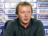 Владимир ШАРАН: «Металлист» не отпустит второе место»