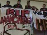 Болельщики «Галатасарая» устроили «теплый» прием «Манчестер Юнайтед»