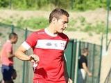 Марко Рубен забил свой первый гол за «Эвиан» (ВИДЕО)