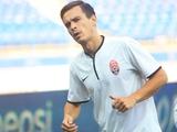 Артем Гордиенко: «Нам не удалось реализовать свои моменты, а «Динамо» смогло»