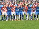 Йосип Пиварич сыграл за сборную Хорватии в выставочном матче