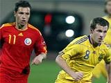 Украина — Румыния — 2:2, пен — 4:2. Отчет о матче
