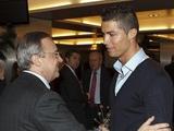 Перес: «Роналду хочет завершить карьеру в «Реале»