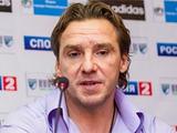 Сергей Юран: «Томь» действительно мной интересуется»