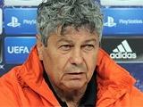 Мирча Луческу: «Надеемся все-таки выиграть у «Ювентуса»