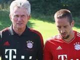 Франк Рибери: «Опасен ли «Базель»? Спросите у «Манчестер Юнайтед»