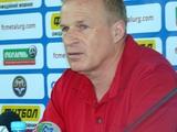 Спортдиректор запорожского «Металлурга»: «Eсли игроки хотят больше денег – пусть идут в «Реал»