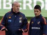 Дель Боске встретится с Вильей для разговора о Евро-2012