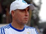 Юрий МОРОЗ: «Первая встреча с «Наполи» будет особенно интересной»