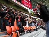 Лидер «ультрас» «Шахтера»: «Динамо» на «Донбасс Арене» мы никогда и не слышали»