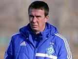 Валентин Белькевич: «Даже в меньшинстве играли с «Днепром» на равных»