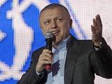 Игорь Суркис поздравил Виталия Хмельницкого с 75-летием