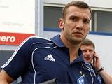 Андрей Шевченко вернулся в Киев