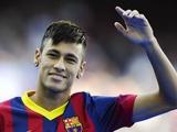 Неймар представлен в качестве игрока «Барселоны»