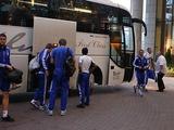 «Динамо» прибыло в Донецк в составе 18-ти футболистов