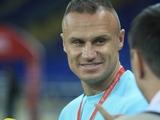 Вячеслав Шевчук: «Мне понравилась игра сборной Украины»