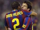 Дани Алвес: «К сожалению, в сборной у Месси другие партнеры»