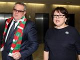 Смородская уволила Красножана и ничего не комментирует