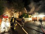 Брено подозревают в поджоге собственного дома