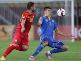 Отбор на Евро-2016: сборная Украины обыграла Македонию и настигла Словакию! (ВИДЕО)