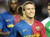 Агент: «Глеб намерен пробиться в основной состав «Барселоны»
