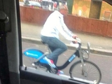 Магат: «У меня нет машины, поэтому я беру велосипед» (ФОТО)