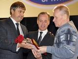 Государственная награда для Александра Шпакова