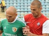 «Ворскла» — «Кривбасс» — 0:1. После матча. Таран: «Я не хотел возвращаться»